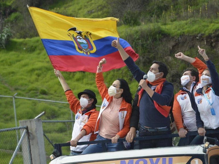La guerrilla habría financiado la campaña del candidato presidencial ecuatoriano Andrés Arauz