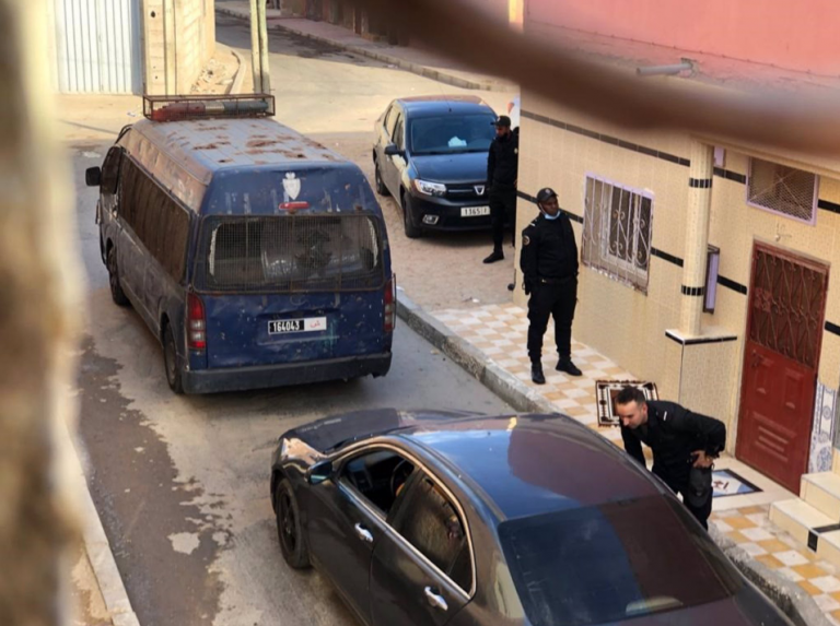 El Frente Polisario pide la intervención urgente de España ante la represión en el Sahara