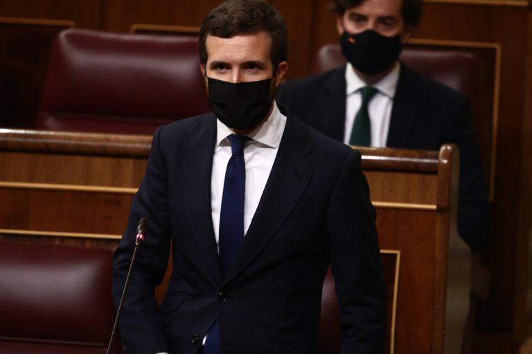 Casado presume de «absoluta ejemplaridad» y se desvincula de Bárcenas: «Ese PP ya no existe»