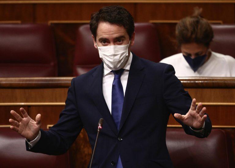 García Egea afirma que la salida de Génova servirá para cancelar la hipoteca de Bárcenas