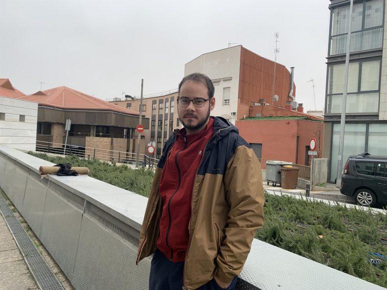 El rapero Pablo Hasel acusa al Gobierno de buscar «desmovilizar» con su reforma de los delitos sobre libertad de opinión