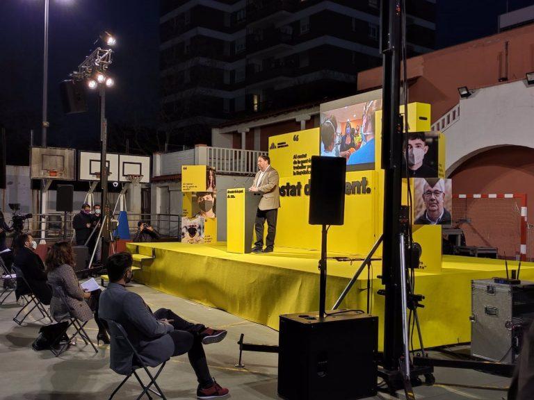 """Junqueras garantiza que ERC no aceptará los votos del PSC: """"Somos incompatibles"""""""