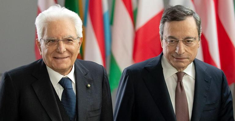 Italia: Draghi recibe el encargo de conformar un gobierno tecnócrata para evitar elecciones