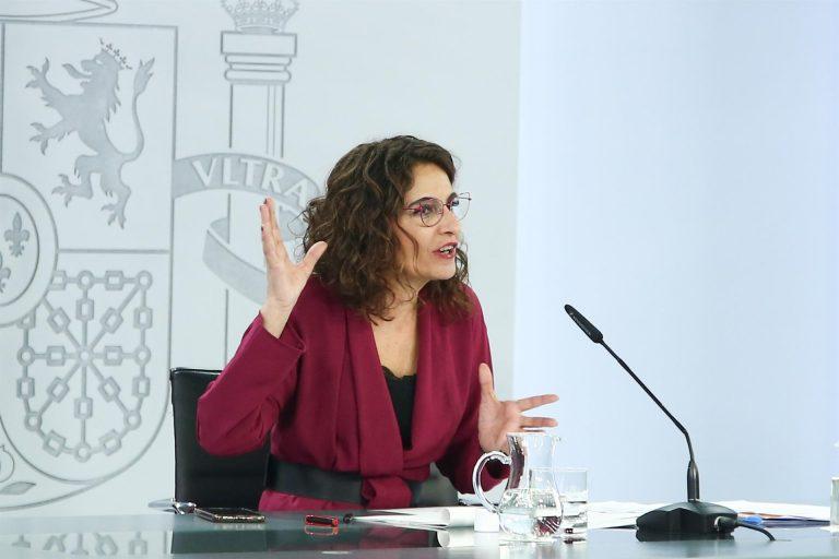 Montero se niega a especular sobre su posible candidatura a las elecciones andaluzas