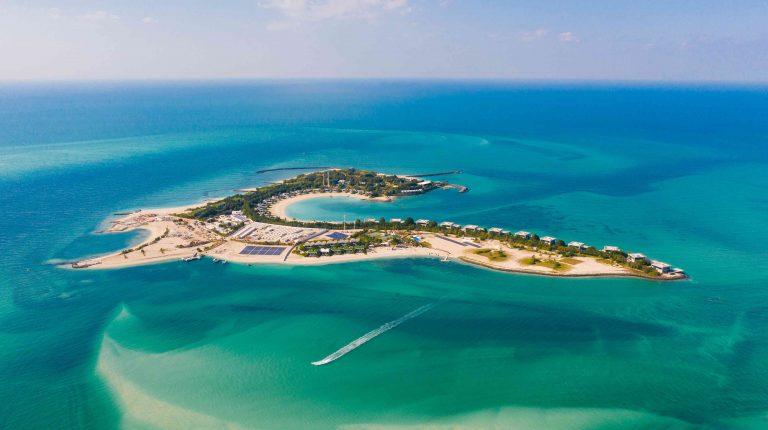 Mediaset desvela la Villa de hiperlujo en la que residiría Juan Carlos I, en la isla de Nurai