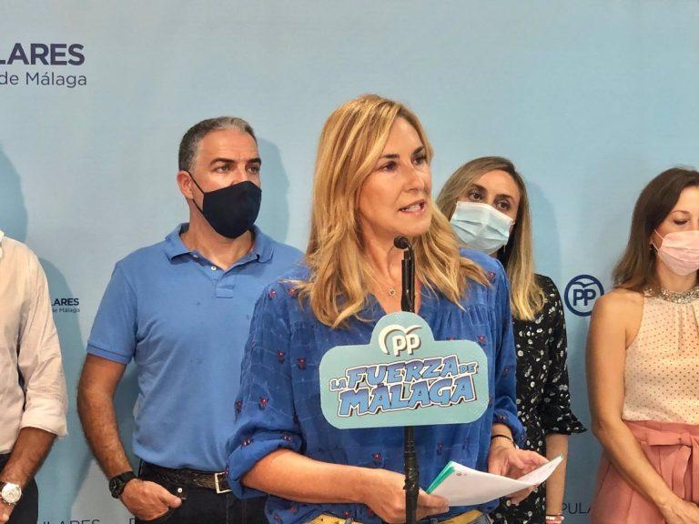 Beltrán (PP) pide a Sánchez que elija: «o con Iglesias o con la democracia, no hay más»