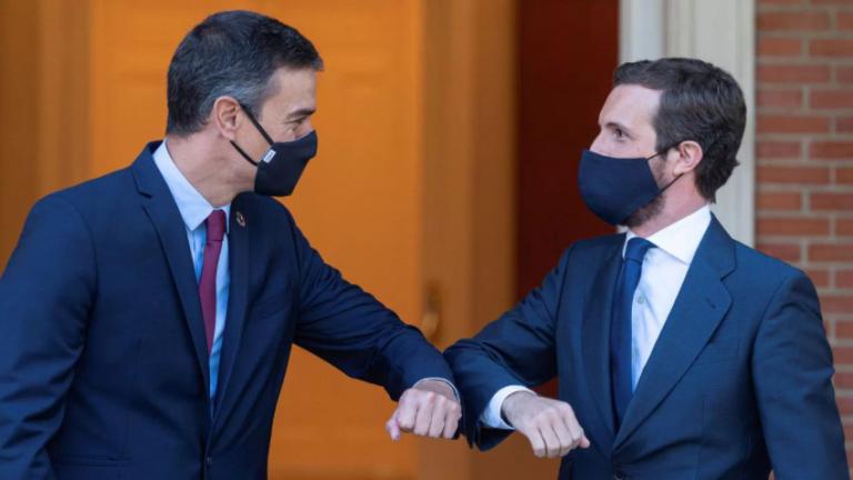 PSOE y PP llegan a un acuerdo para renovar el TC, Tribunal de Cuentas y Defensor del Pueblo