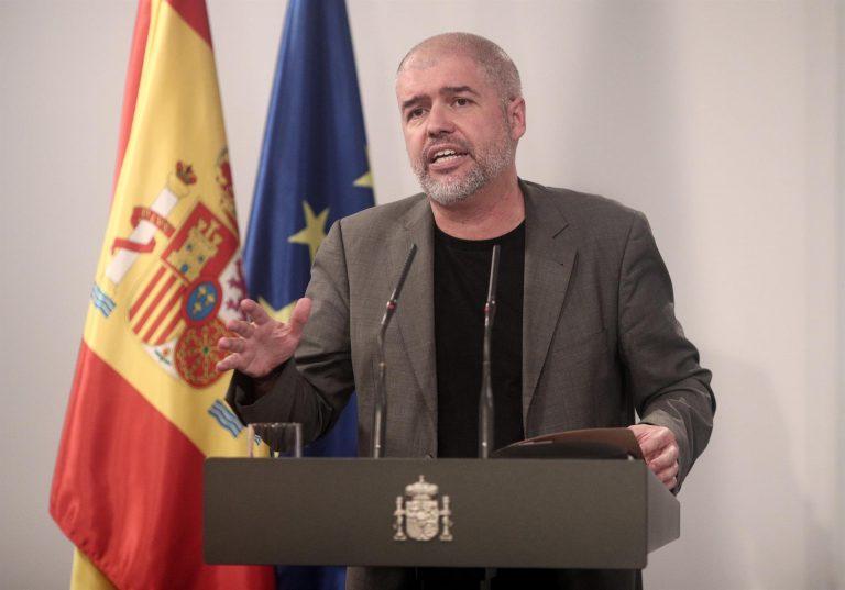 """Sordo achaca las palabras de Iglesias a su posición minoritaria en el Gobierno: """"o eres agrio o acabas diluyéndote"""""""