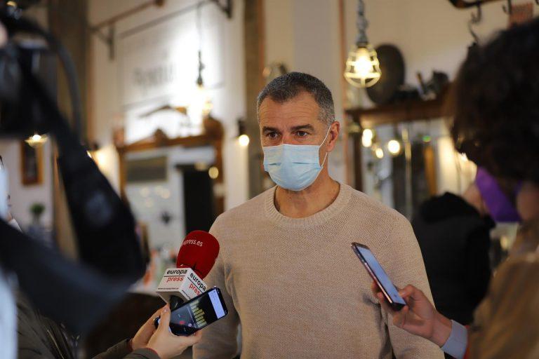 Igea ve «legítimo» el cambio de opinión de Cantó mientras Gabilondo sigue apelando al voto de Ciudadanos
