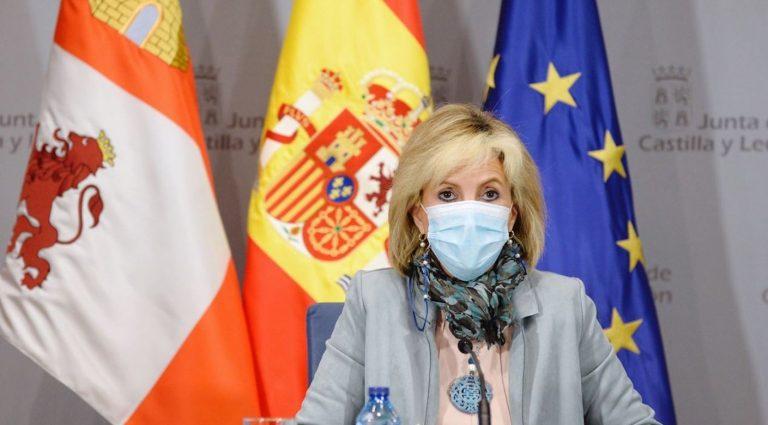 Castilla y León recurrirá mañana ante el Supremo el adelanto del toque de queda a las ocho