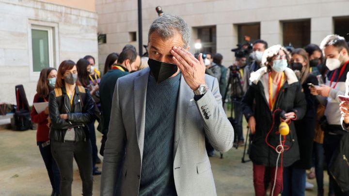 Toni Cantó ocupará el puesto número 5 en la lista electoral de Ayuso