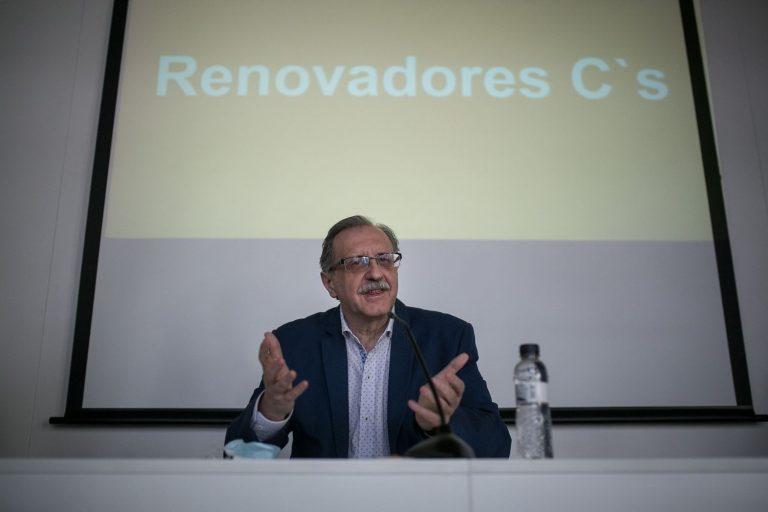 El sector crítico de Cs alerta: 'las mociones de censura provocan un partido poco fiable en riesgo de desaparecer'