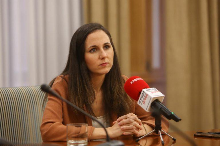 Belarra presenta oficialmente su candidatura a la Secretaría General de Podemos