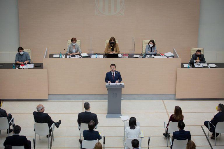 Aragonès aún confía en convencer a Junts