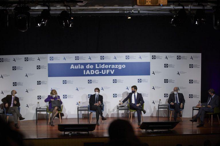 Casado reivindica el legado de Aznar y Rajoy y dice que el PP tiene ahora «más difícil» reunificar el centroderecha