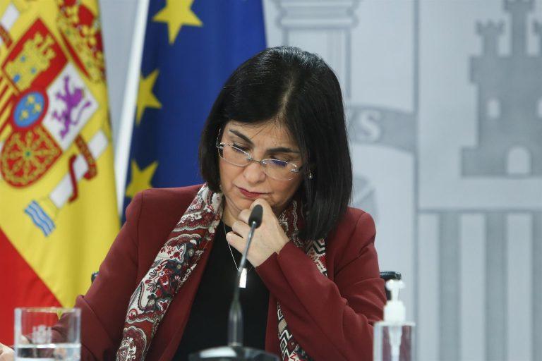 Darias asegura que «no está en la agenda del Gobierno» traspasar la competencia del MIR a Cataluña