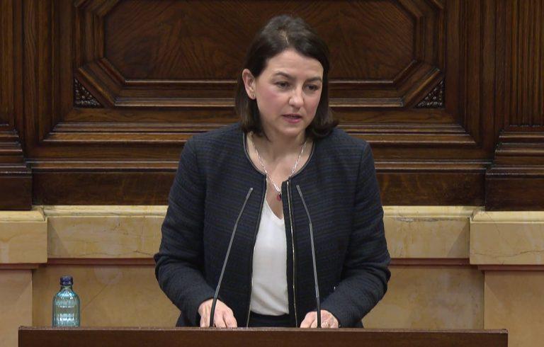 El PSC pide a ERC que escoja: «O Mossos o CUP»