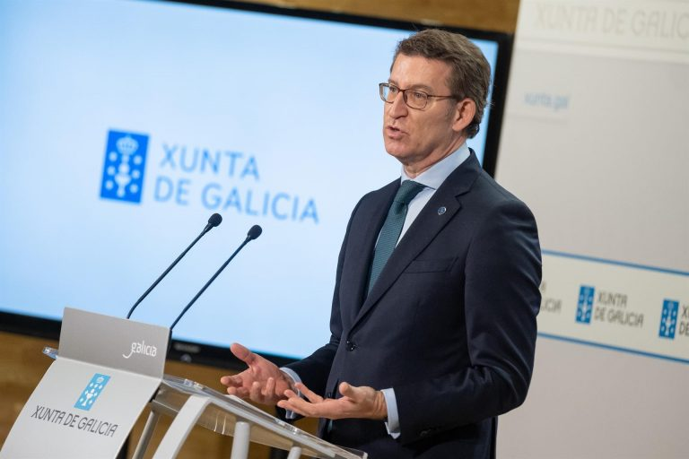 "Feijóo, proclive a cerrar Galicia en Semana Santa si hubiese ""dudas"""