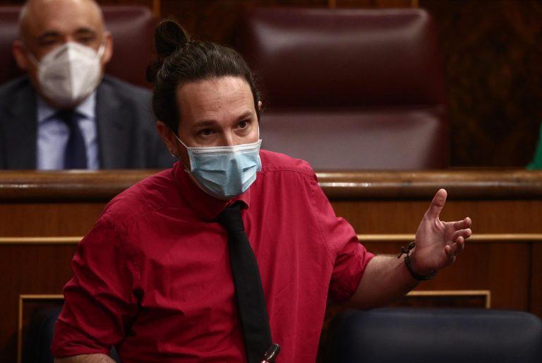 """Iglesias espera que UP """"gane"""" el debate sobre regulación del alquiler al PSOE, con el apoyo de los socios parlamentarios"""