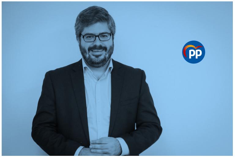 Fran Hervías anuncia que se incorpora al Partido Popular