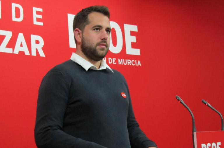 El 99% de la militancia socialista en la región de Murcia vota a favor de la moción de censura