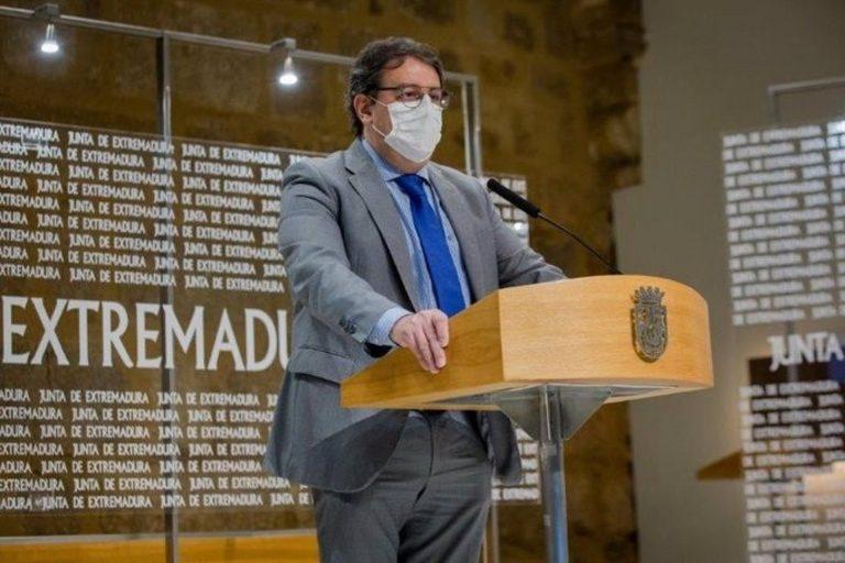 Extremadura pide que todas las comunidades adopten las mismas medidas para Semana Santa