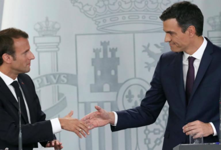 Sánchez y Macron se verán el lunes en la primera cumbre bilateral desde 2017