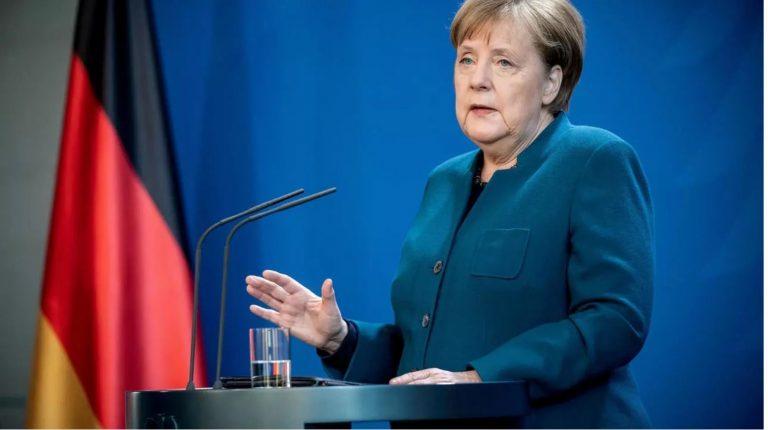 Merkel anuncia un nuevo confinamiento estricto en Semana Santa