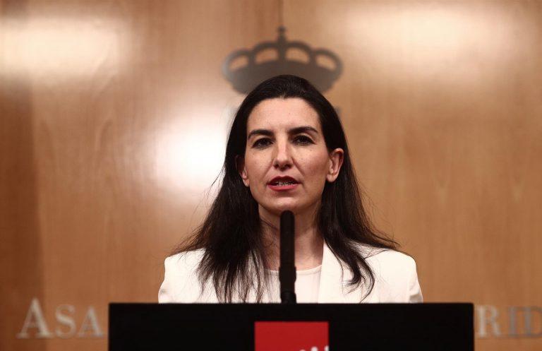 """Monasterio (Vox) sobre la candidatura de Iglesias a la Comunidad de Madrid: """"¡Ahora sí que me voy a divertir y mucho!"""""""