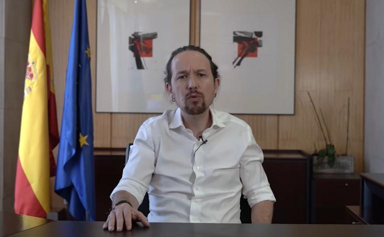 El PP denuncia a Pablo Iglesias por utilización de su despacho en clave electoral