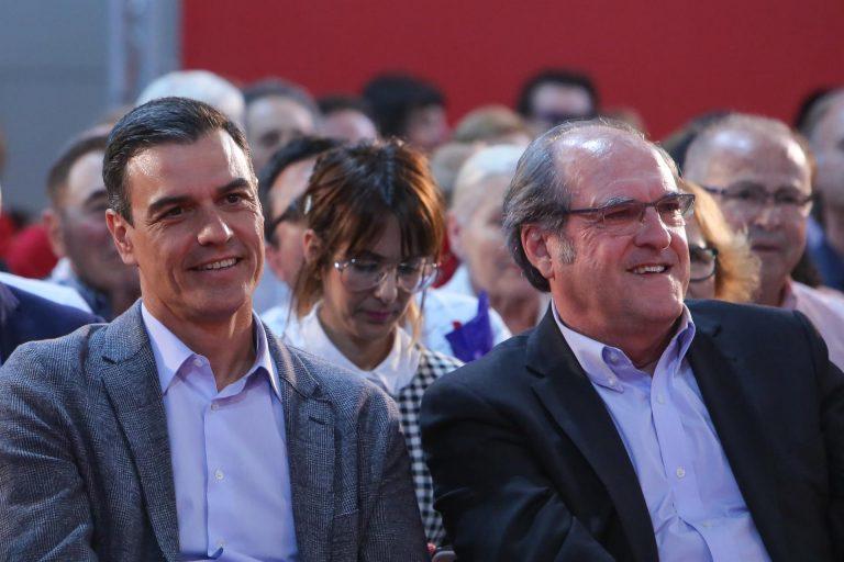 Sánchez pone en marcha hoy la campaña «presidente Gabilondo» con la intención de ganar el centro del tablero