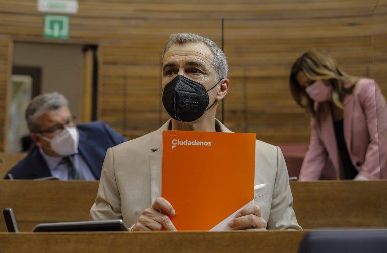 Toni Cantó, fuera de las listas al 4M con el PP por dictamen del juzgado
