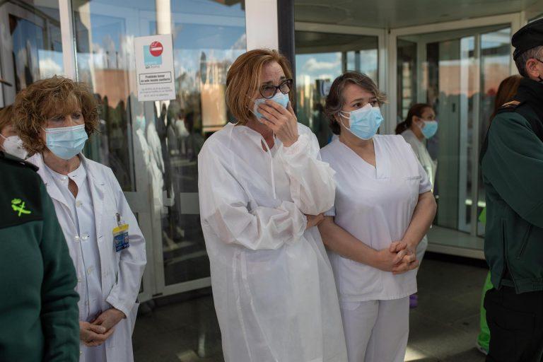Vox exige que los liberados sindicales sanitarios se dediquen plenamente a luchar contra el covid