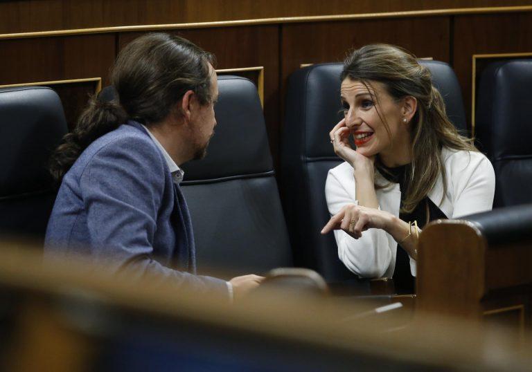 Yolanda Díaz dice que «será un honor» aceptar el reto de la vicepresidencia segunda del Gobierno