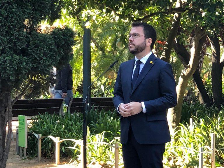 Aragonès, designado candidato a President para un pleno inminente de jueves y viernes