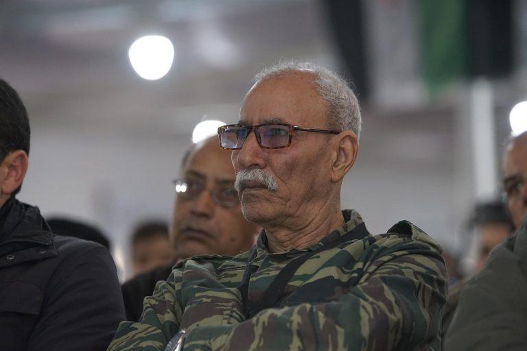 El jefe del Frente Polisario, trasladado a España por «razones humanitarias»