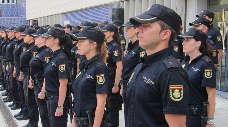 """El Sindicato Unificado de Policía acusa al Gobierno Vasco de impulsar """"la exclusión y el aislamiento"""" de la Policía Nacional en Euskadi"""