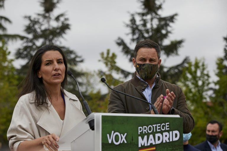 VOX anuncia que va a denunciar las amenazas a Iglesias personándose como acusación popular