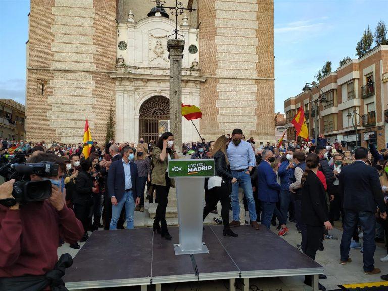 """Vox dice que no es xenófobo, sino """"comunistófobo y socialistófobo"""""""