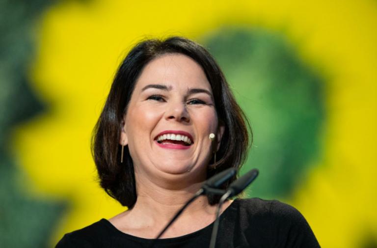 ¿Puede ser Annalena Baerbock (Grünen) la próxima canciller alemana?