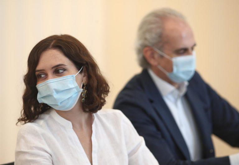 Madrid dice que si tiene la opción de traer vacunas, lo hará