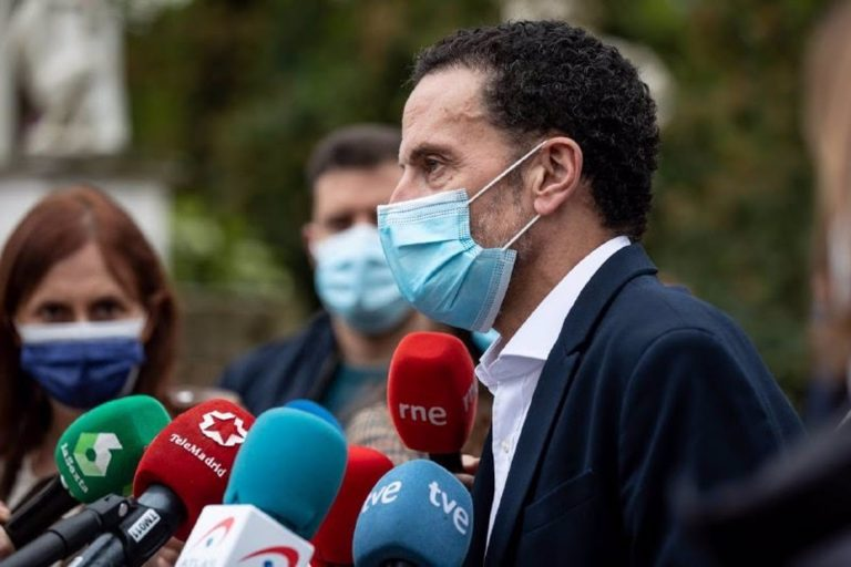 """Bal defiende la libertad de prensa frente al video de Podemos en el que """"señalan a periodistas"""""""