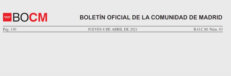 Proclamadas las candidaturas para el 4M. Los madrileños pueden elegir entre 20 opciones