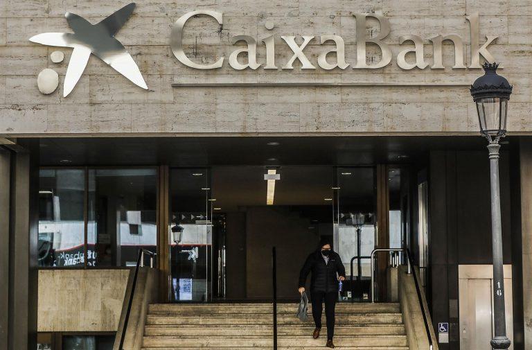 CaixaBank suprime la imagen exterior de Bankia, que desaparece completamente tras una década de vida