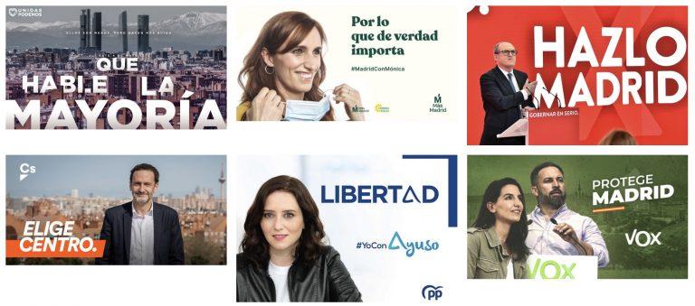 Arranca la CAMpaña en Madrid: repasamos los carteles y eslóganes