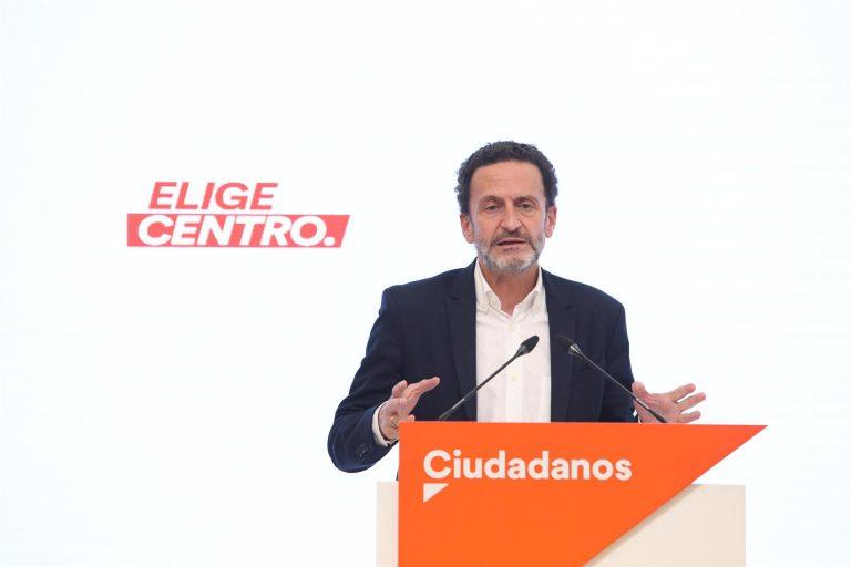 Bal propone a Monasterio un debate para que los madrileños decidan «si el PP debe gobernar con Vox o con Ciudadanos»