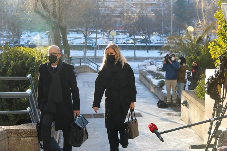 El juez de 'Púnica' archiva la causa de Cristina Cifuentes