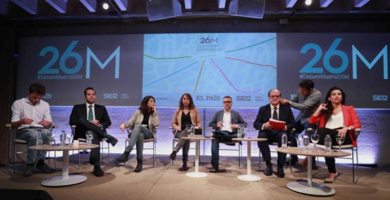 El PP propone un único debate televisivo para las elecciones madrileñas, a celebrar el 20 de abril