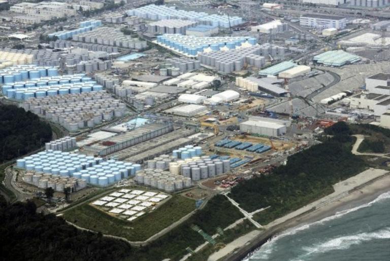Japón verterá al Pacífico el agua tratada de Fukushima