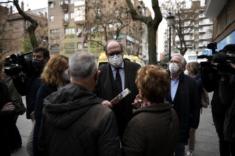 Gabilondo pide parar la «espiral de extremismo y confrontación»